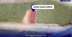LOTE NO BAIRRO JARDIM AMÉRICA