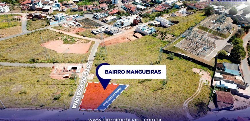 LOTE DE ESQUINA NO BAIRRO MANGUEIRAS