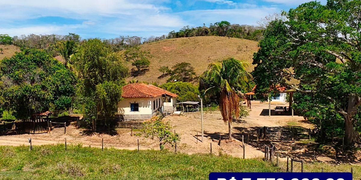 FAZENDA EM ITAMBACURI