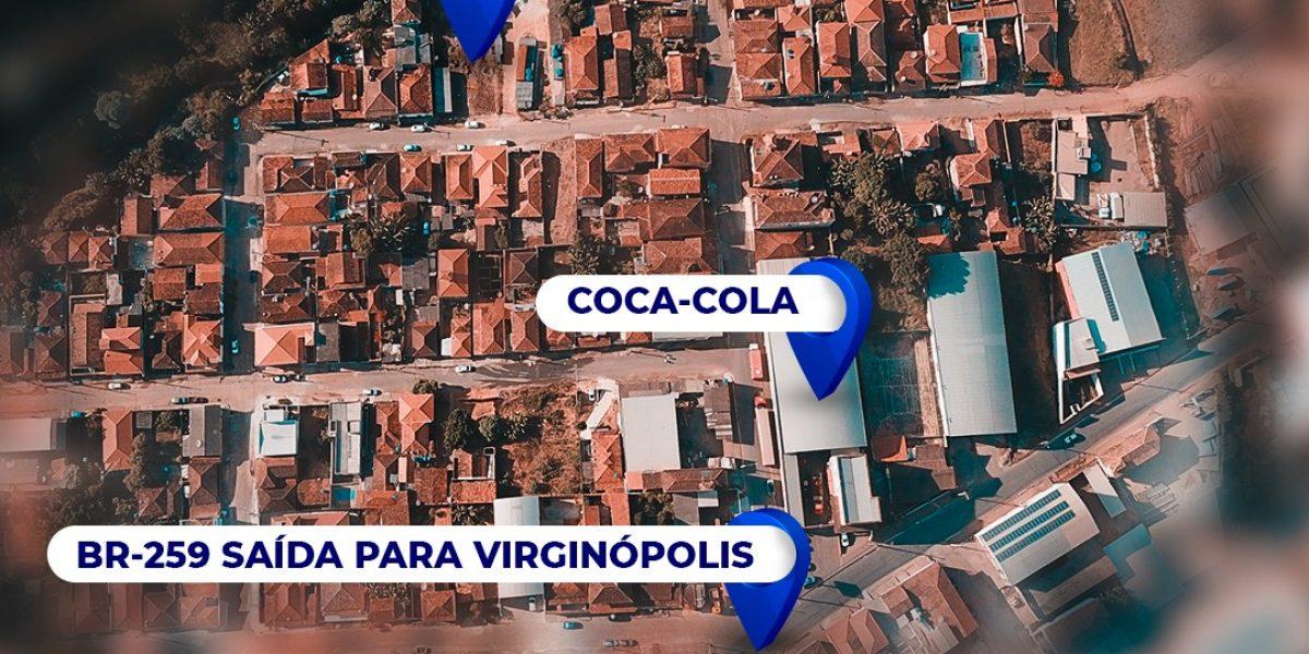LOTE COMERCIAL NO BAIRRO MILÔ